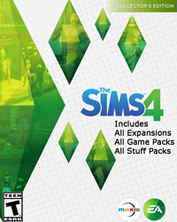 Sims 4 My First Pet Stuff with All DLCs
