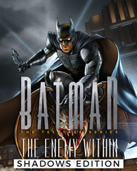 Batman The Enemy Within Shadows Edition
