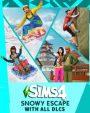 Sims 4 Snowy Escape